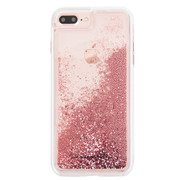 Case-Mate Waterfall Case iPhone 8+ Plus - Rose Gold