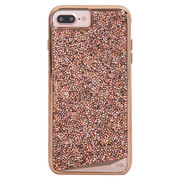 Case-Mate Brilliance Case iPhone 8+ Plus - Rose Gold