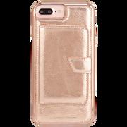 Case-Mate Compact Mirror Case iPhone 8+/7+/6+/6S+ Plus - Rose Gold