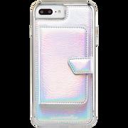 Case-Mate Compact Mirror Case iPhone 8+/7+/6+/6S+ Plus - Iridescent