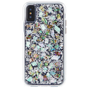 Case-Mate Karat Case iPhone X - Mother of Pearl