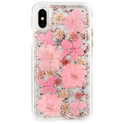 Case-Mate Karat Petals Case iPhone X - Pink