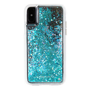 Case-Mate Waterfall Case iPhone X - Teal