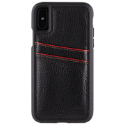 Case-Mate Tough ID Case iPhone X - Black