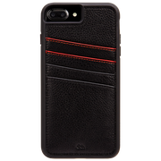 Case-Mate Tough ID Case iPhone 8+/7+/6+/6S+ Plus - Black