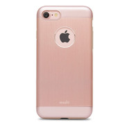 Moshi iGlaze Armour Case iPhone 7 - Golden Rose