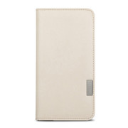 Moshi Overture Wallet Case iPhone 8/7 - Sahara White