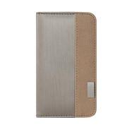 Moshi Overture Wallet Case iPhone 6/6S - Brushed Titanium