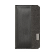 Moshi Overture Wallet Case for iPhone 6/6S Plus - Steel Black
