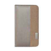 Moshi Overture Wallet Case iPhone 6+/6S+ Plus - Brushed Titanium