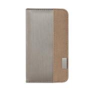 Moshi Overture Wallet Case iPhone 6+/6S+ Plus - Brushed Titanium