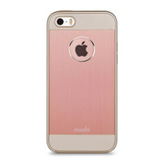 Moshi iGlaze Armour Case iPhone 5/5S/SE - Golden Rose