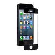 Moshi iVisor XT Retina Clear Screen Guard iPhone 5/5S/5C/SE - Black