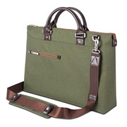 "Moshi Urbana Briefcase 13""- 15"" Laptop + iPad - Forest Green"
