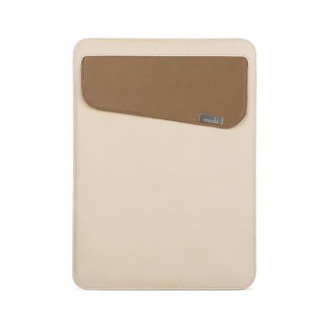 "Moshi Muse Slim Fit Carry Case MacBook 13"" + iPad Pro 12.9"" - Beige"