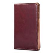 Moshi Passport Holder - Burgundy Red