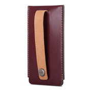 Moshi Key Holder - Burgundy Red