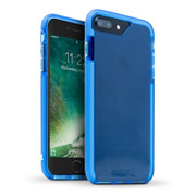 BodyGuardz Ace Pro Unequal Case iPhone 7+ Plus - Blue/White