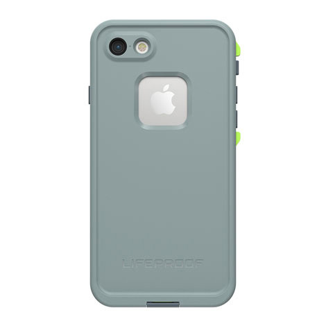 LifeProof FRE Case iPhone 8 - Abyss/Lime/Stormy Weather