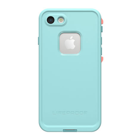 LifeProof FRE Case iPhone 8 - Blue/Coral/Mandalay Bay