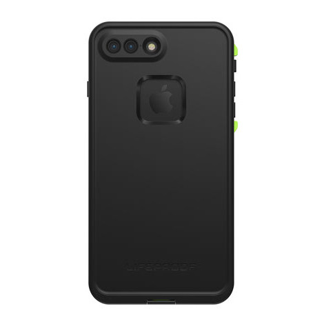 LifeProof FRE Case iPhone 8+ Plus - Black/Lime