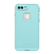 LifeProof FRE Case iPhone 8+ Plus - Blue/Coral/Mandalay Bay