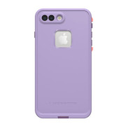 LifeProof FRE Case iPhone 8+ Plus - Rose/Coral/Lilac