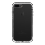 LifeProof NEXT Case iPhone 8+/7+ Plus - Clear/Black