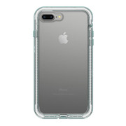 LifeProof NEXT Case iPhone 8+/7+ Plus - Clear/Aquifer
