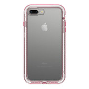 LifeProof NEXT Case iPhone 8+/7+ Plus - Clear/Rose