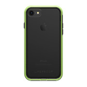 LifeProof SLAM Case iPhone 8 - Clear/Lime/Black