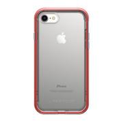 LifeProof SLAM Case iPhone 8 - Clear/Cherry/Sleet