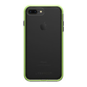 LifeProof SLAM Case iPhone 8+/7+ Plus - Clear/Lime/Black