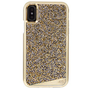 Case-Mate Brilliance Case iPhone X - Champagne