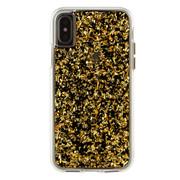 Case-Mate Karat Case iPhone X - Gold
