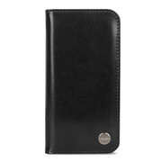 Moshi Overture Wallet Case iPhone X - Charcoal Black