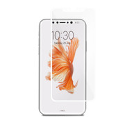 Moshi IonGlass Glass Screen Guard iPhone X - White