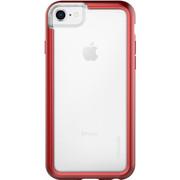 Pelican ADVENTURER Case iPhone 8 - Clear/Metallic Red
