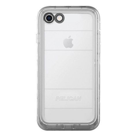 Pelican MARINE Case iPhone 8 - Clear/Clear