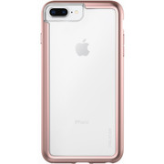 Pelican ADVENTURER Case iPhone 8+ Plus - Clear/Metallic Rose Gold
