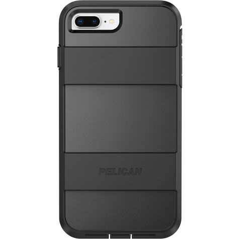 Pelican VOYAGER Case iPhone 8+ Plus - Black