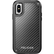 Pelican SHIELD Case iPhone X - Black