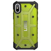 UAG Plasma Case iPhone X - Citron