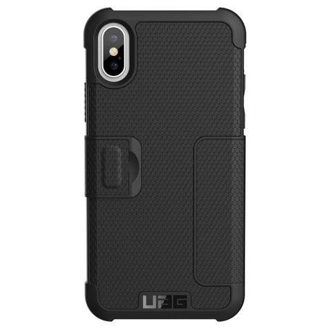 UAG Metropolis Folio Wallet Case iPhone X/Xs - Black