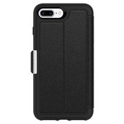 OtterBox Strada Wallet Case iPhone 8+/7+ Plus - Onyx