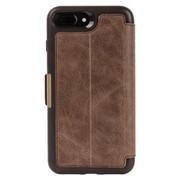 OtterBox Strada Wallet Case iPhone 8+ Plus - Espresso