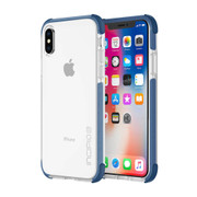 Incipio Reprieve Sport 2.0 Case iPhone X - Blue/Clear