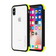 Incipio Reprieve Sport 2.0 Case iPhone X - Volt/Black/Clear