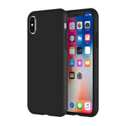 Incipio Siliskin Case iPhone X - Black
