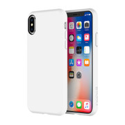 Incipio Siliskin Case iPhone X - White